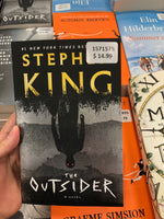 Stephen King The Outsider 斯蒂芬金的局外人