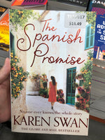 The Spanish Promise by Karen Swan 西班牙承诺