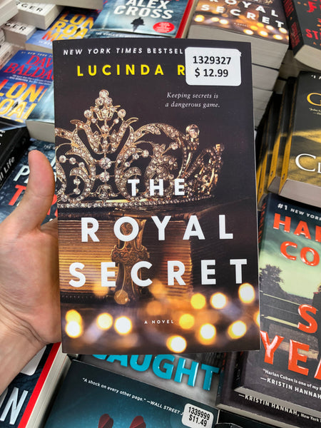 The Royal Secret by Lucinda Riley 皇家秘密