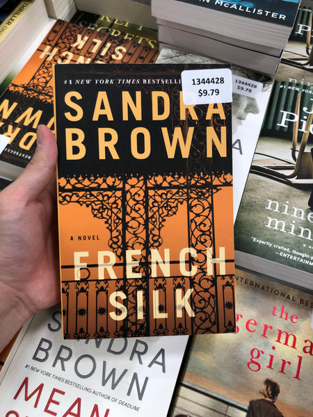Sandra Brown French Silk 法国丝绸
