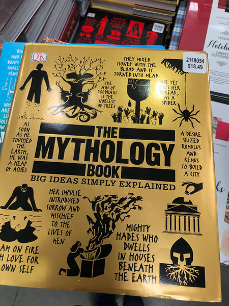 The Mythology Book 神话书