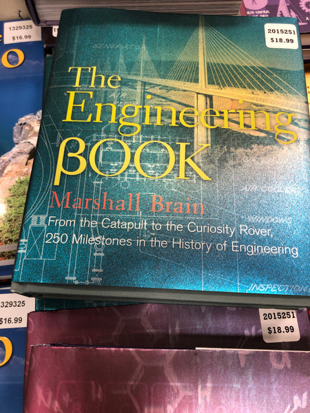 The Engineering Book Marshall Brain 工程书