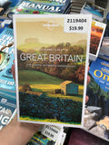 Lonely Planet's best of Great Britain 孤独星球最好的英国