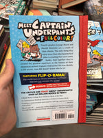 The Adventures Captain Underpants by Dav Pilkey 内裤队长的冒险