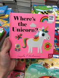 Where's the Unicorn 独角兽在哪里
