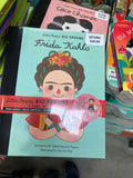 Little People, BIG DREAMS 3 book set Frida Kahlo - Maya Angelou - Vivienne Westwood 小人物大梦想 3本书集