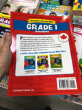 Scholastic Success With Grade 1 Workbook 学术成功1年级练习册