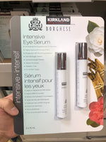 Kirkland Signature BY Intensive Eye Serum 可兰贝佳斯眼部修复精华眼霜2X15ml