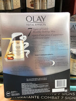 Olay Total effects anti-aging Moisturizer 2x50ml  Olay多效修护防晒霜 50ml*2