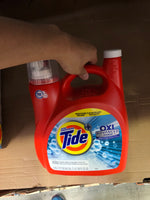 Tide He Advanced Power Laundry Detergent 81 wash loads 汰渍加强型洗衣液4.43L 可用81次