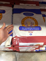 Masters' Hand All Purpose Flour 10kg多用途面粉10kg