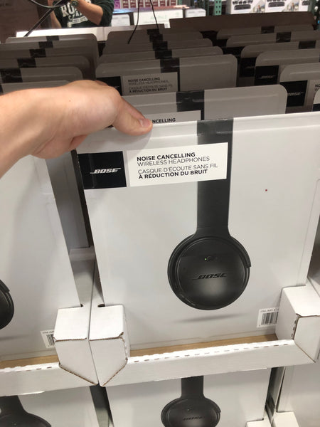 Bose Noise Cancelling ^wireless headphones Bose降噪^无线耳机