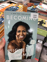 Becoming Michelle Obama 成为米歇尔奥巴马
