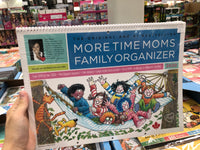 More Time Moms Family Organizer Sep 2019 to Dec 2020 更多时间妈妈家庭组织者