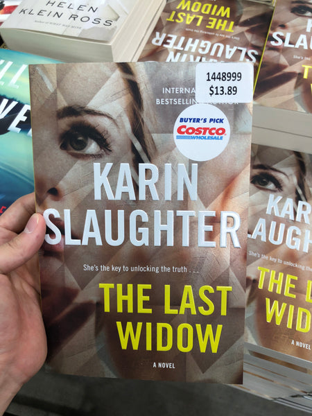 Karin Slaughter The Last Widow 最后的寡妇