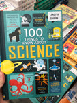 100 things to know about Science 关于科学的100件事