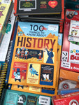 100 things to know about History 关于历史的100件事
