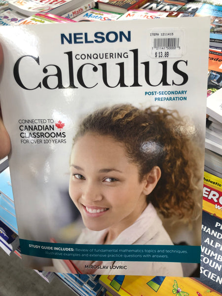 Conquering Calculus post-secondary preparation 征服微积分中学后准备