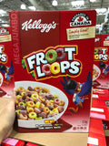 Kellogg's Froot Loops 全麦五彩谷物圈麦片1.1kg