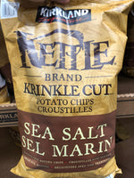 Kirkland Signature Kettle Chips 可兰海盐薯片 907g