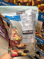 Kirkland Signature Trail Mix 1.36kg 可兰混合坚果带M豆