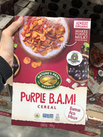 Nature's Path Purple B.A.M! Cereal 793g 自然之路紫色B.A.M! 谷类
