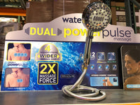 Waterpik Dual Powerpulse ^ showerhead  淋浴喷头