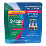 Systane 眼药水Ultra-lubricant Eye Drops,   3 × 10 mL Bottles