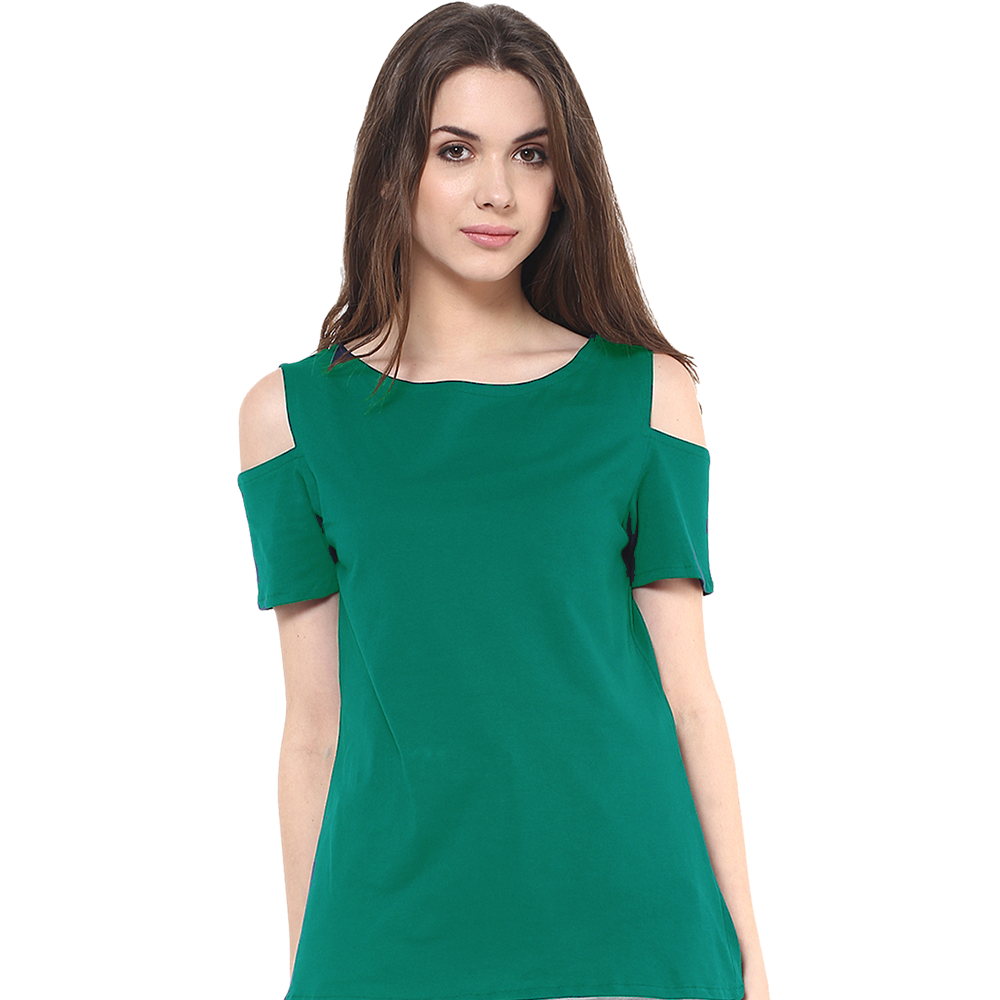 Women's Cold shoulder top