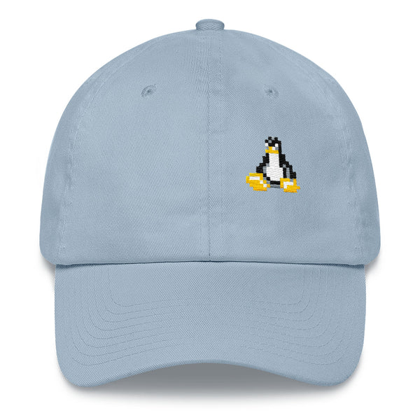 Pixel Tux - Dad hat