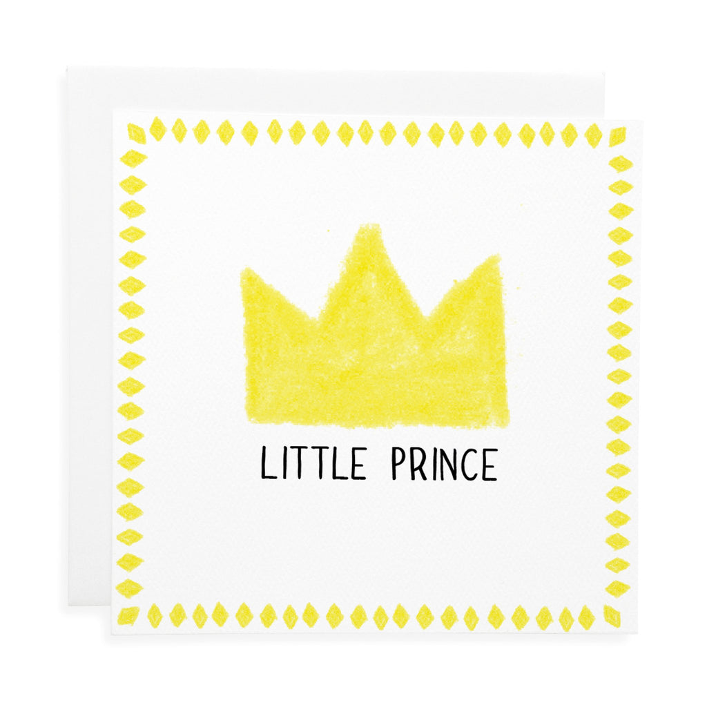 Lauren Hinkley Little Prince Birthday Card Lauren Hinkley Australia