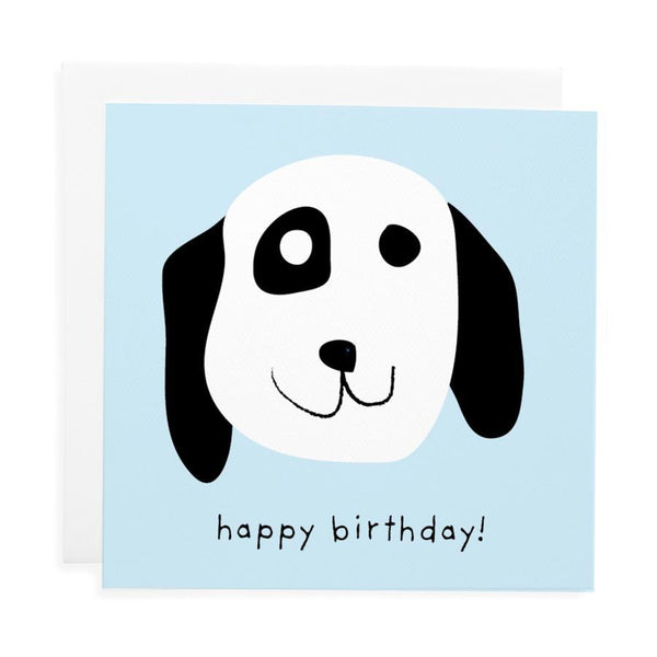 Woof Birthday Card