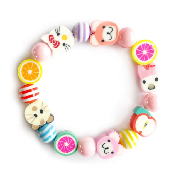 Furry Friends Elastic Bracelet