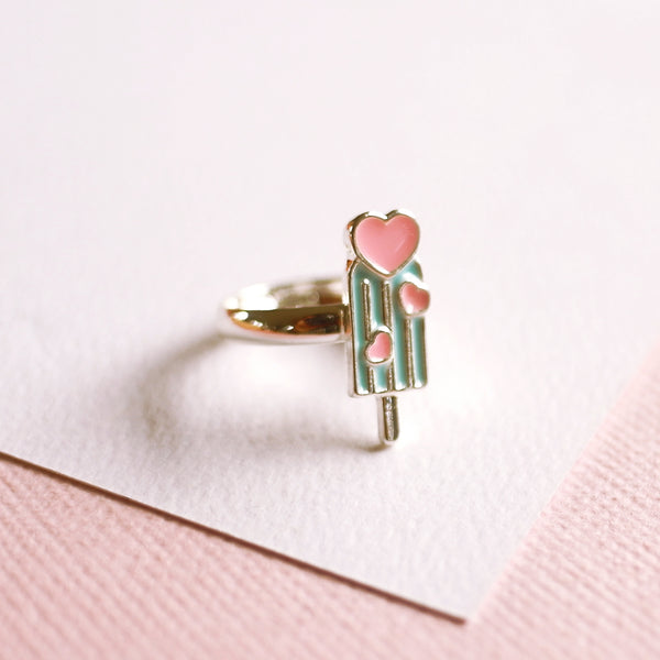 Pastel Ice Cream Ring (Adjustable Size) NEW