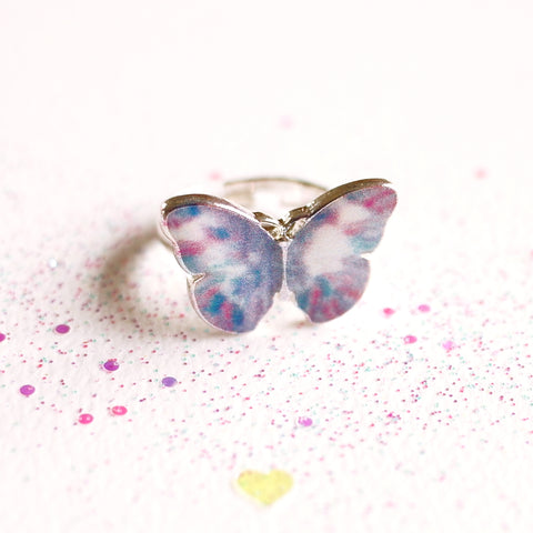 Butterfly Ring (Adjustable Size) NEW