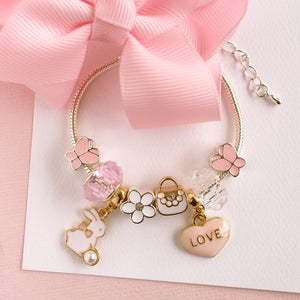 Bunny Charm Bracelet- Preorder only back in stock 10th March