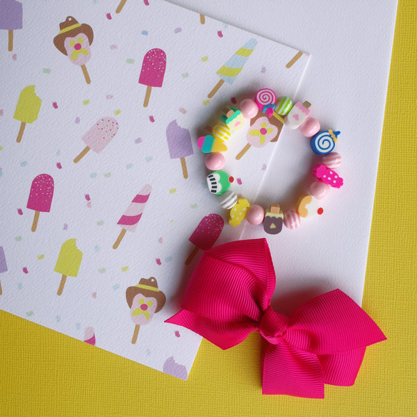 Ice cream Card Large Gift Card