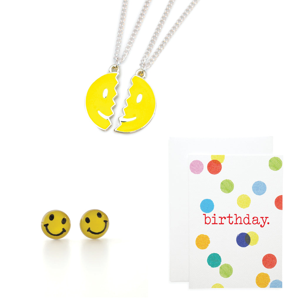 Emoji Friends Gift Set