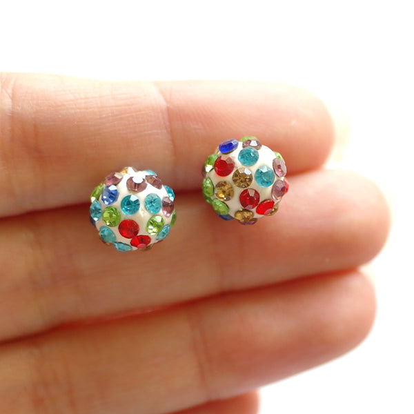 Festive Bauble Earrings