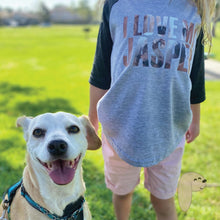 LOVE MY PET custom photo shirt - Pawsture Shop
