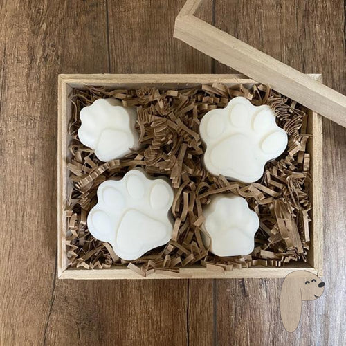 PUPPY paw soap gift set - Pawsture Shop