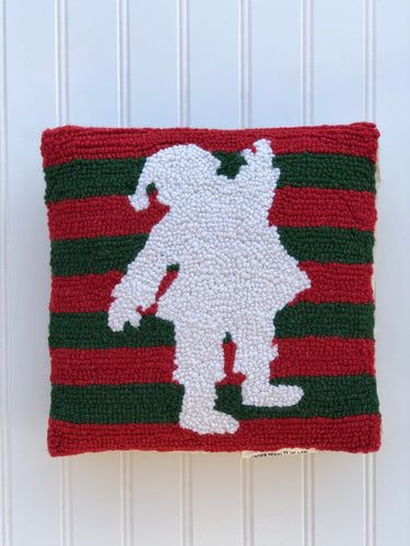Santa Stripes pillow