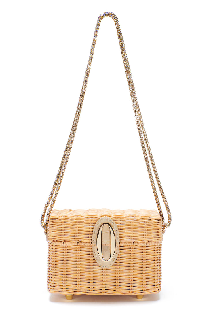 The Poppy Basket Bag