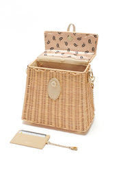 The Lilah Basket Bag