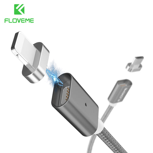 Magnetic USB Cable IOS Android