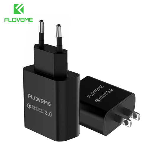 Original Qualcomm Quick Charge 3.0 & 2.0 Fast Charger USB
