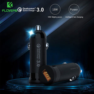 1 Port 5V / 3A Travel Adapter Car-charger