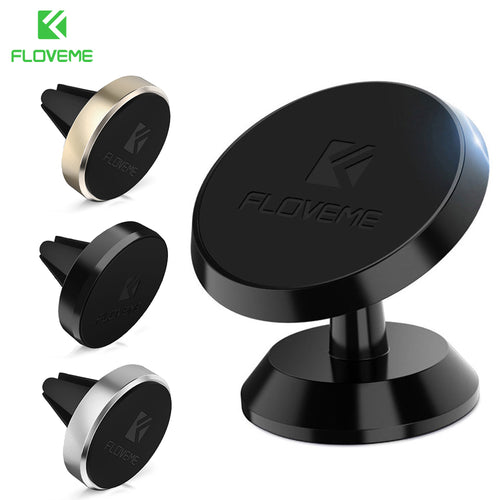 2 Types Luxury Magnetic Car Phone Holder For iPhone