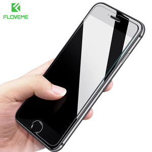 Front Film 9H 0.33mm Tempered Glass For iPhone 5