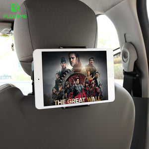 Back Seat HolderTablet PC Holder For iPhone Samsung iPad 360 Degree Rotation Car Mount Headrest Bracket Stand